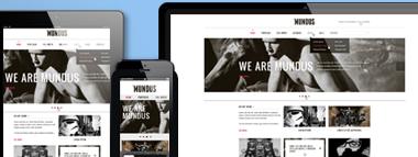 WEBサイトの制作、CMS導入支援